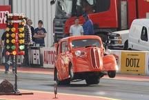THE QUARTER MILE... / Drag Racing etc..
