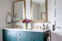 master bathroom / what a new master bathroom could be