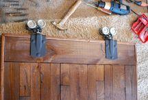 Design: Barn doors
