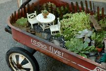 Fairy Gardens / by Gardens on the Prairie