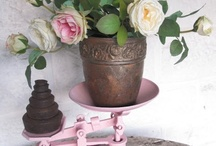 Decorating - with antiques / by SDB