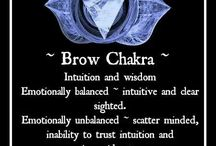Brow Chakra / Affirmations, correspondences and other information for opening and balancing the Brow Chakra. If you would like to learn more about the Chakras, visit my website and sign up for my CHAKRA-8 online course.