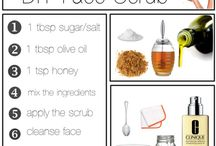 Natural beauty / Face and body skin care
