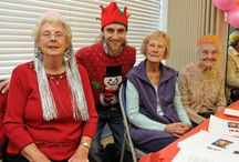 An Age UK Christmas! / Photos from all the festive celebrations happening at local Age UK's up and down the UK!