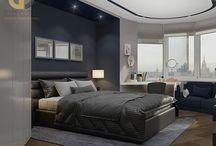 Дизайн и ремонт спальни