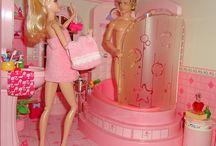 Barbie alive