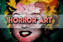 Horror Art / Awesome Horror Art from around the web!