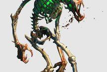 Creatures - Undead