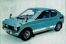 Retro Vehicles