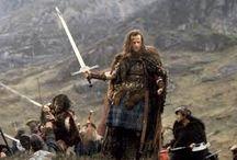 Highlander shoot inspiration / Concept ideas