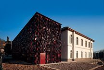 Ceramic facades / by Andrea Cattabriga