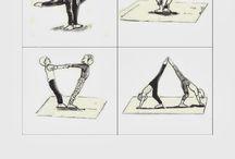 cvičení + pohybovky