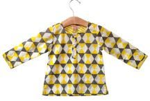 MUNY kids clothing / Children's clothing by MUNY in hand block printed and handwoven fabrics.