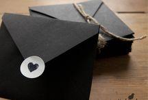 studiokuuk ♥ bijzondere enveloppen / Hier verzamelen we voor jullie bijzondere enveloppen om inspiratie op te doen voor je eigen kaartjes.