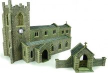 00/H0 Scale Town & Country Buildings / Our range of town and country buildings