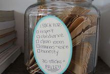 Reward for kids