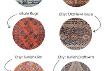 Rugs / rugs, rug styling, decorating, interior decor, interior decorating, interior design, interior styling, styling, home decor, home styling, design
