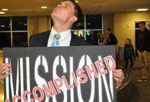 Return Missionary Ideas