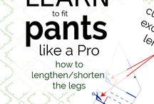 pants shorten or lengthen