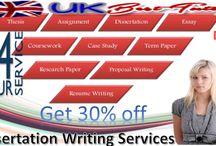 Dissertation & Essay Writing