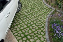 Driveways and Front Gardens