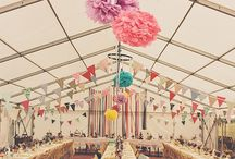 Boho Festival Wedding Theme