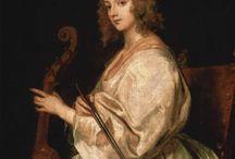 portret Mary