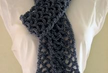 Crochet - Cowls & Scarves