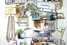 ◆ Carnet de voyage - Sketchbook ◆