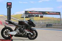 VYRUS 986 M2 at Austin Circuit / DLG Moto Art with Vyrus 986 M2 at Austin Circuit