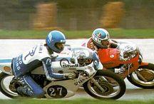 Classic Race bikes
