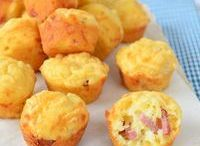 bacon kaasmuffins