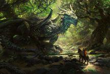 Fantasy / by Dan Anghel