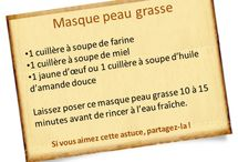 Masque/gommage