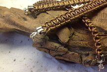 My bead shop / Hier mijn eigen gemaakte sieraden voor de verkoop.