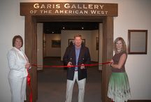 Garis Gallery of the American West / Garis Gallery of the American West opened in July 2005, as an expansion of the Chisholm Trail Heritage Center in Duncan, OK. Works include George Catlin, Frederic Remington, Charles M. Russell, Jerome Tiger, John Coleman and hundreds more.
