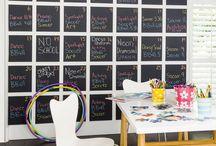 Calendar DIY / Ideas de calendarios y horarios
