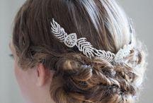 Brudehår / hår