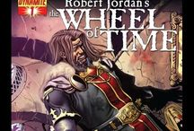 The Wheel Of Time Comics / The Wheel of Time turns and Ages come and go, leaving memories that become legend. Legend fades to myth, and even myth is long forgotten when the Age that gave it birth returns again. In the Third Age, an Age of Prophecy, the World and Time themselves hang in the balance. What was, what will be, and what is, may yet fall under the Shadow.
