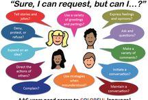AAC and language development