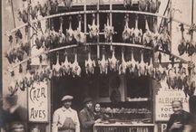 Tiendas y Escaparates históricos / Historic Visual Merchandising