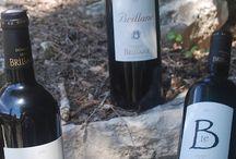Les vins rouges de la Brillane / Les vins rouges élégants et fruités du Domaine de la Brillane  / by La Brillane Aix en Provence