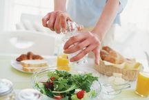 Fitness si alimentatie / Idei si sfaturi pentru a fi mai sanatoasa si in forma.