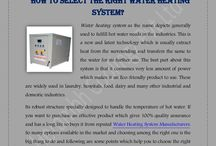 How To Select The Right Water Heating System?