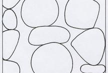 Zentangle Шаблоны