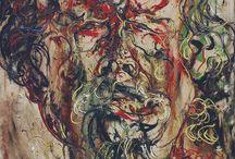 Indonesian Art (3) Affandi / Paintings by Affandi