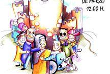Abrazo a la Muralla / El día 27 de Marzo La Casa Grande de Martiherrero abrazará a la muralla ¿Te animas a abrazarla con nosotros?