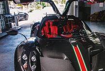 Hypercars, supercars, luxurycars / Amazing cars around the world