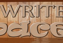 """This Writer's Space / People who've featured on my """"This Writer's Space"""" spot at my blog."""