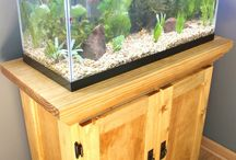 szafka pod akwarium